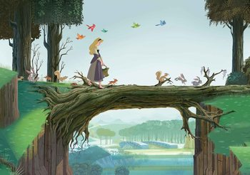 Disney Princesses Sleeping Beauty Poster Mural