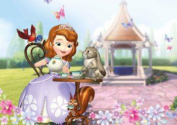 Disney Sofia d'abord Poster Mural