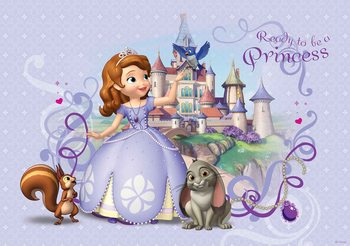 Disney Sofia First Poster Mural
