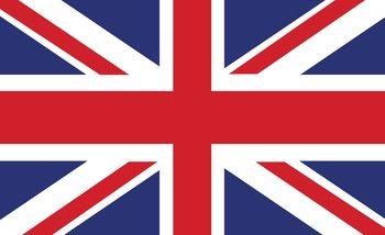Drapeau Grande-Bretagne Royaume-Uni Poster Mural