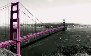 Golden Gate Bridge Poster Mural