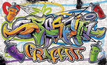 Graffiti Street Art Poster Mural