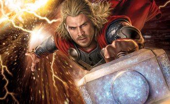 Marvel Avengers Thor Poster Mural