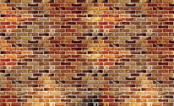 Mur de briques Poster Mural