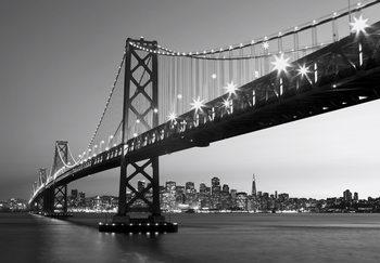 SAN FRANCISCO  Poster Mural