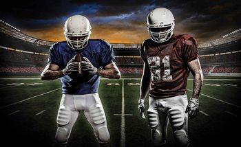 Stade américain de football Poster Mural