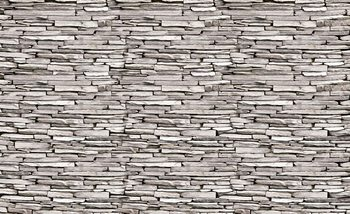 Stone Wall Poster Mural