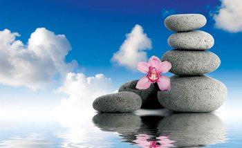 Zen Spa Serenity Poster Mural