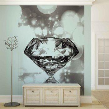 Diamond Wallpaper Mural