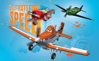 Disney Planes Wallpaper Mural