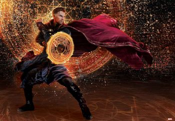 Marvel Doctor Strange (10898) Wallpaper Mural