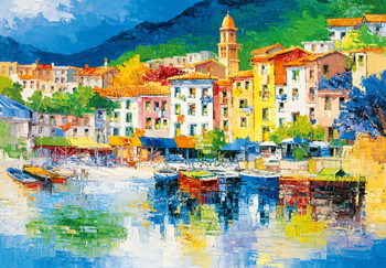 RIVIERA LIGURE Wallpaper Mural