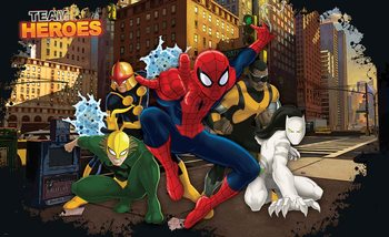 Spiderman Marvel Wallpaper Mural