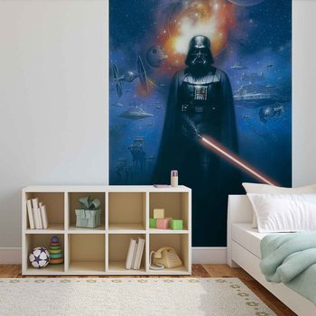 Star Wars Darth Vader Wallpaper Mural