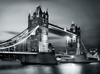Tower Bridge, London Wallpaper Mural