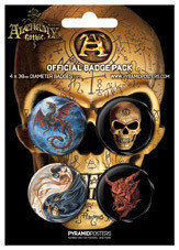 ALCHEMY Badge Pack