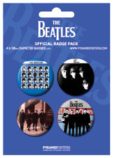 THE BEATLES - Blue Badge