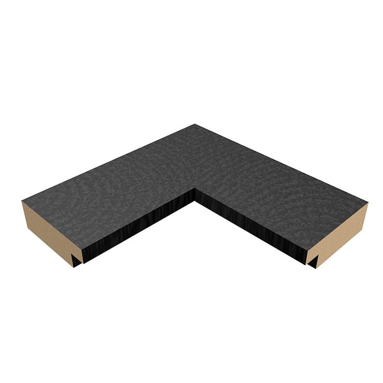 Frame - Slim poster 30,5x91,5cm Black Fibreboard