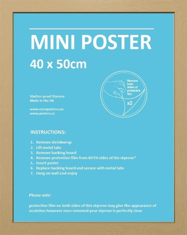 Kehys - Mini juliste 40x50cm Kehys