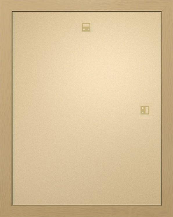 Frame - Mini poster 40x50 cm Oak Fibreboard