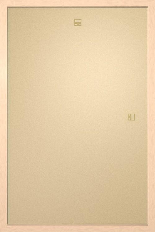 Frame - Poster 61x91,5cm Beech Fibreboard