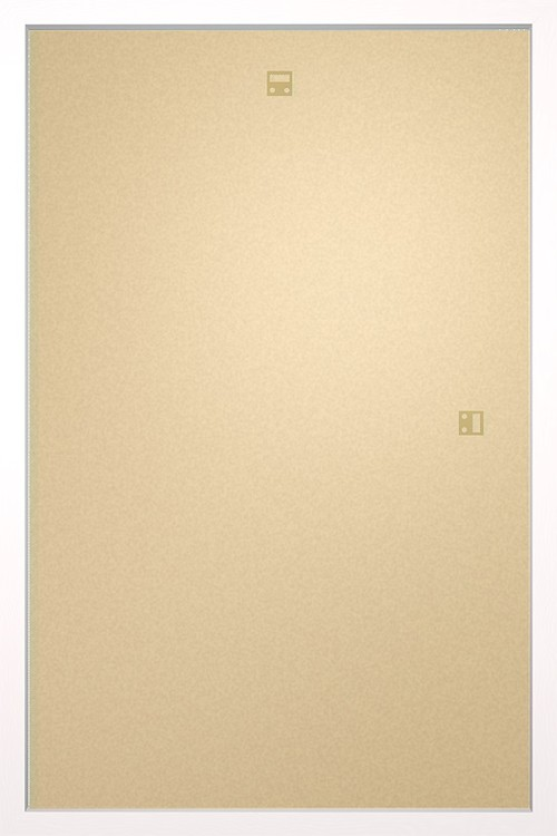 Kehys - Juliste 61x91,5cm valkoinen MDF