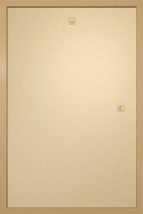 Kehys - Juliste 61x91,5cm tammi MDF