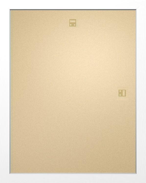 CadreCadre - Mini Affiche 40x50cm Aggloméré blanc