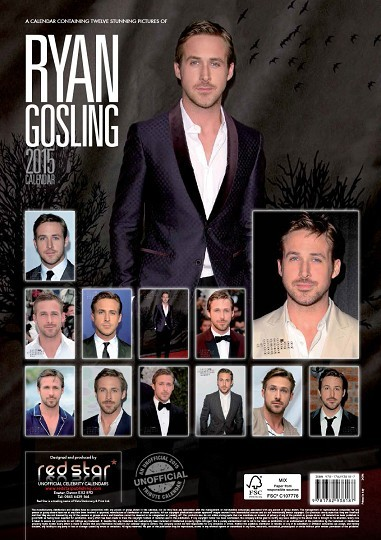 Ryan Gosling - Calenda...