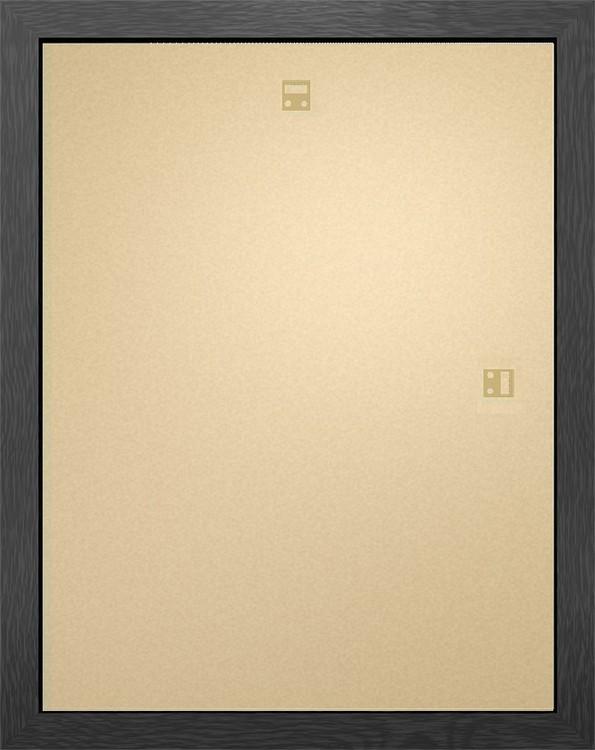 Frame - Mini poster 40x50 cm Black Fibreboard