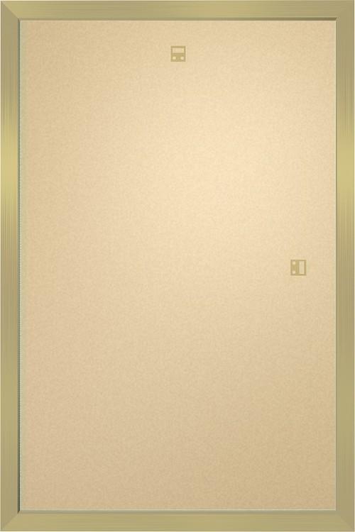 Kehys - Juliste 61x91,5cm kultainen MDF
