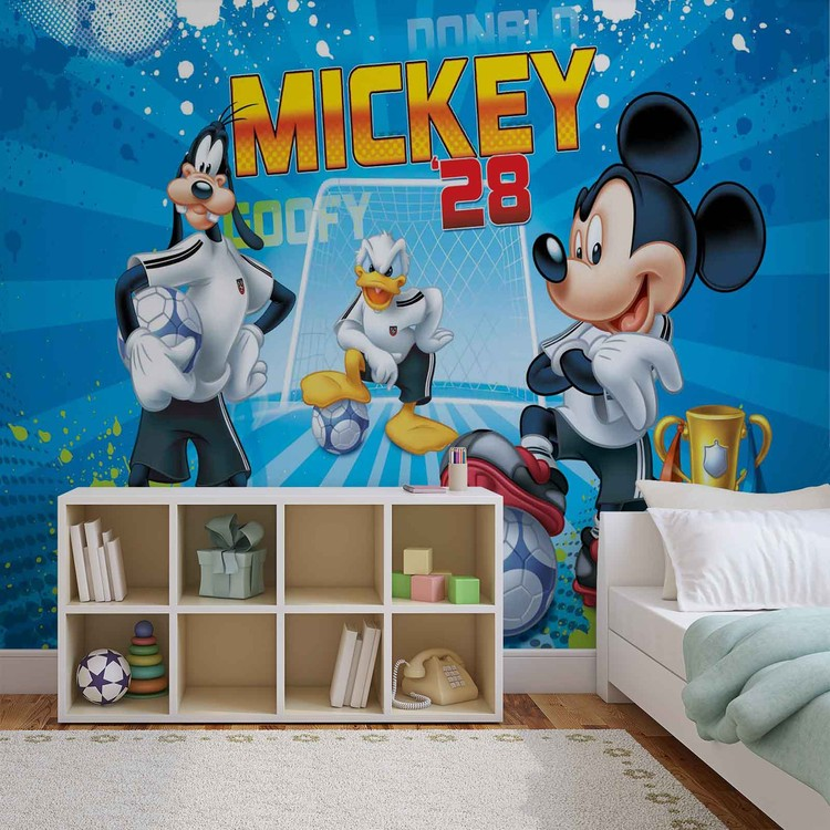 Disney Mickey Mouse Wallpaper Mural · Facebook Google Pinterest. Original  Price: Part 71