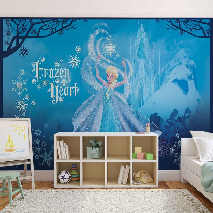 Disney Frozen Elsa Wallpaper Mural · Facebook Google Pinterest. Original  Price: Part 59