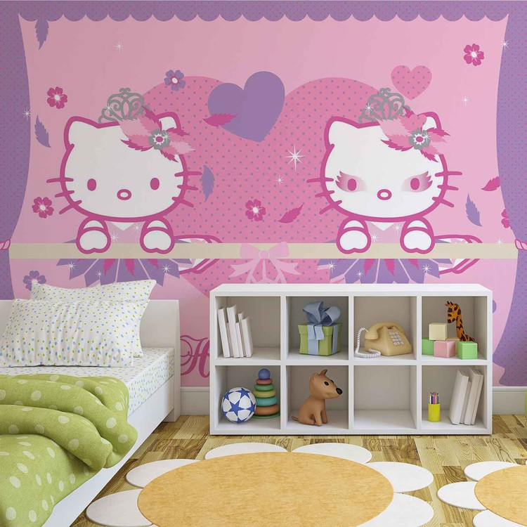 Superb Hello Kitty Wallpaper Mural · Facebook Google Pinterest. Price From: Part 27