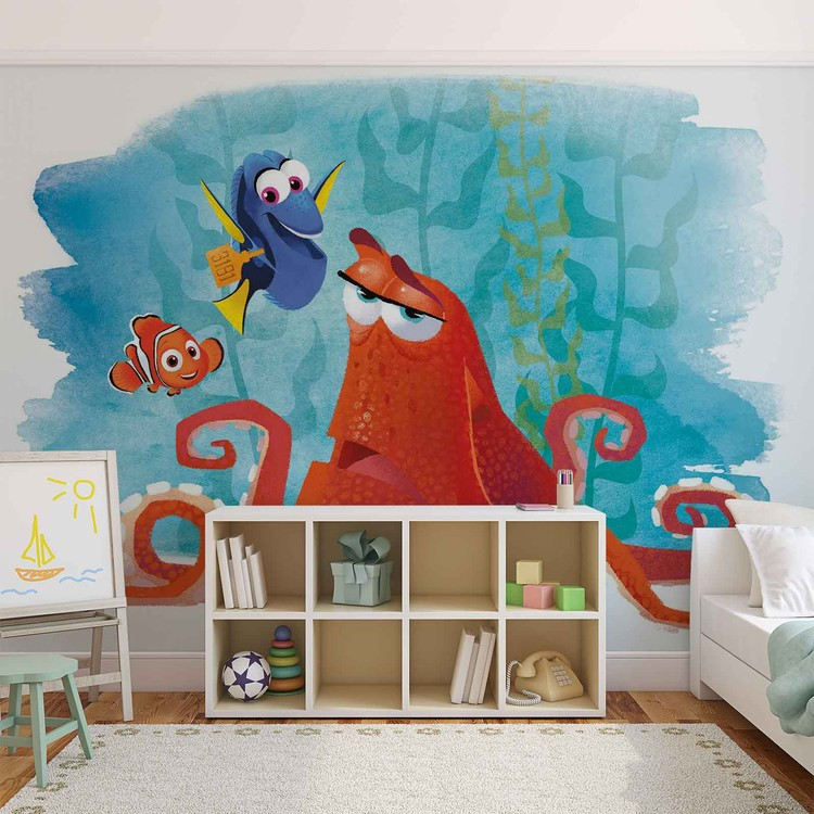 Disney Finding Nemo Dory Wallpaper Mural. Facebook Google Pinterest.  Original Price: Part 33