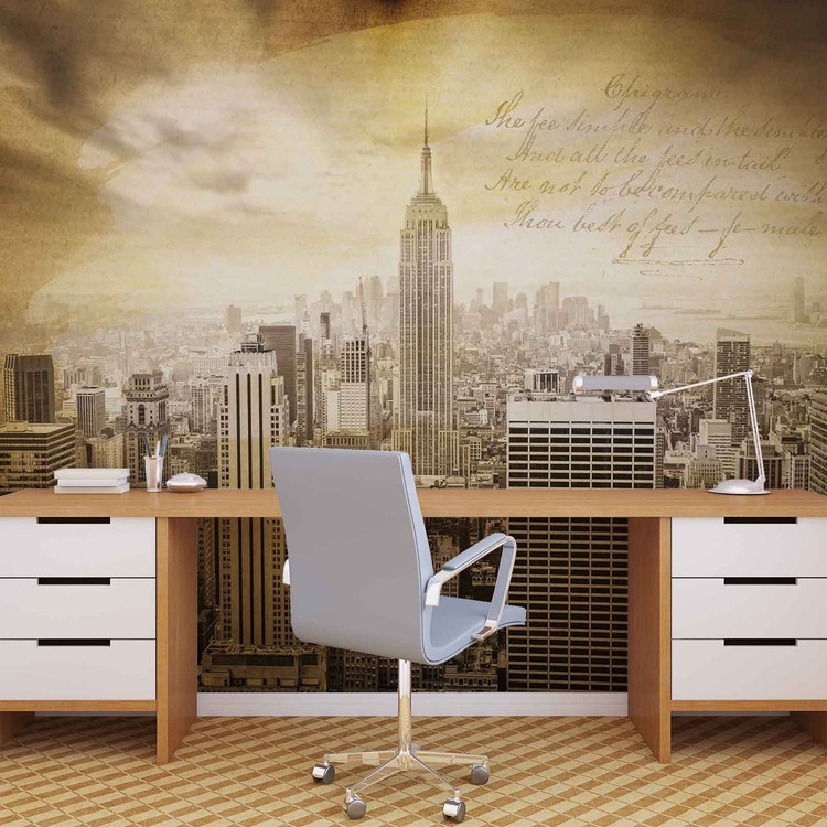 Free price from with poster mural xxl new york for Poster mural plage pas cher