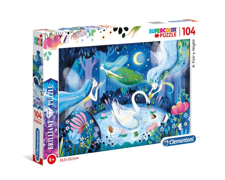 Puzzle A Fairy Night