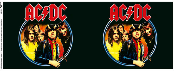 Cup AC/DC - Band