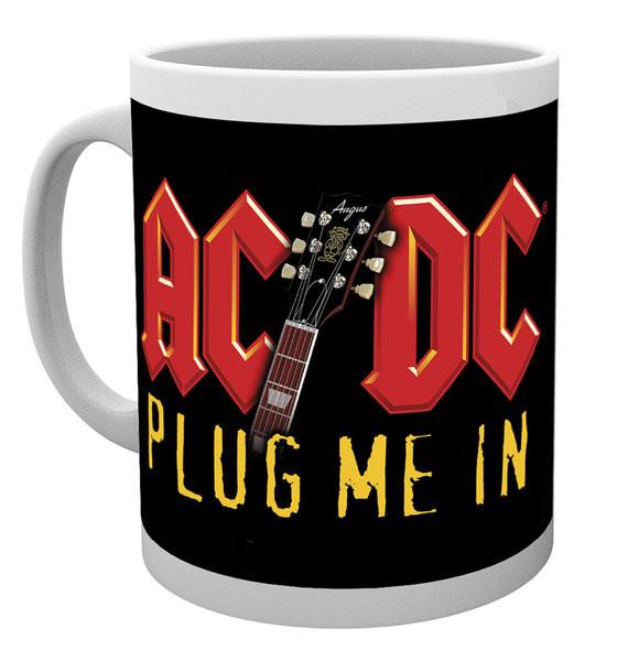 Mug AC/DC - Plug Me In