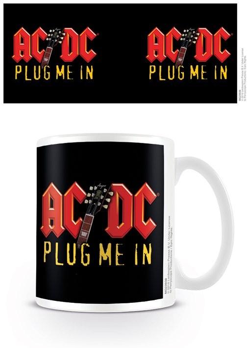 Cup AC/DC - Plug Me In