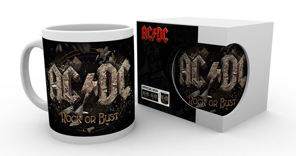 Cup AC/DC - Rock or Bust