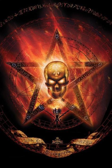 Alchemy - seraphire Affiche