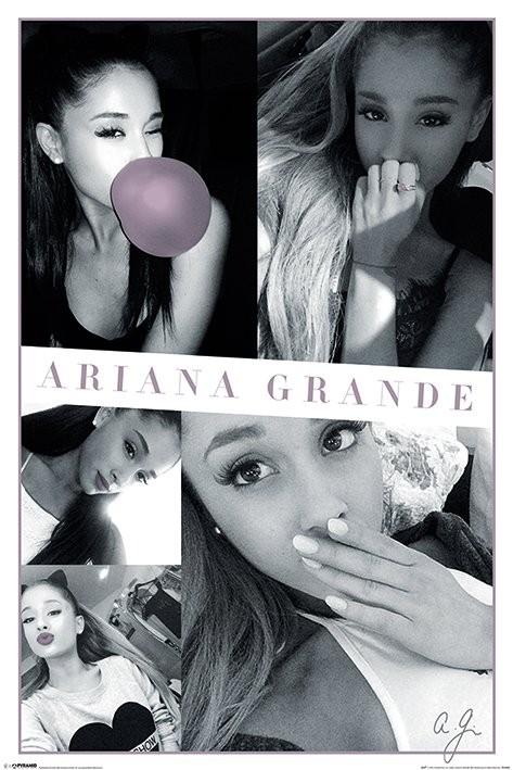 Ariana Grande - Selfies Affiche