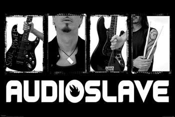 Audioslave - exile Affiche