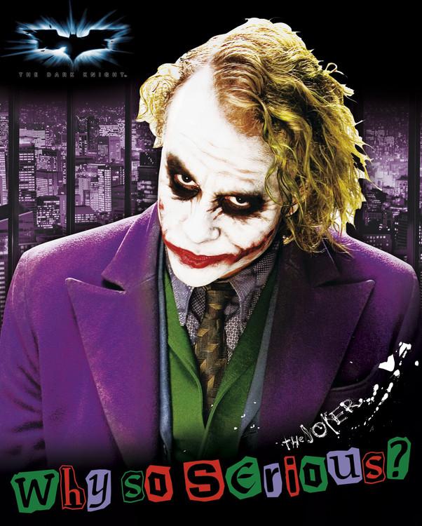Batman: The Dark Knight - Joker Affiche