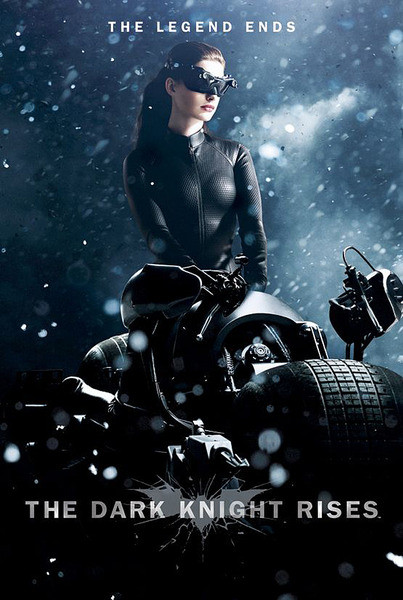 BATMAN: The Dark Knight Rises - Catwoman Poster