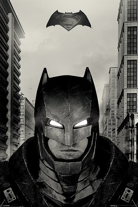 Batman v Superman : L'Aube de la Justice - Battle Suit Affiche