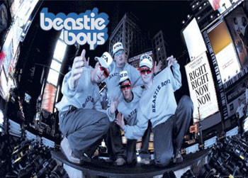 Beastie boys - new york Affiche