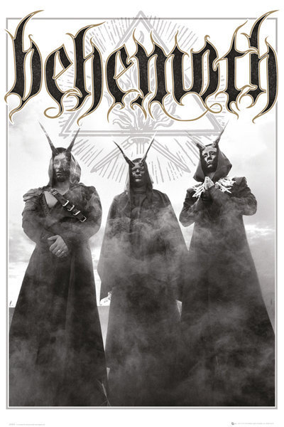 Behemonth - Trio Affiche