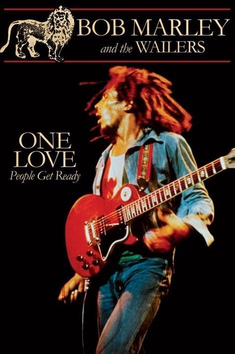 Bob Marley - wailers Affiche